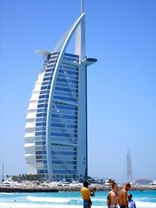 Iconic Burj Al Arab