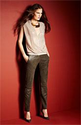 L' Agence Blous & Legging          Complete looks Norstrom