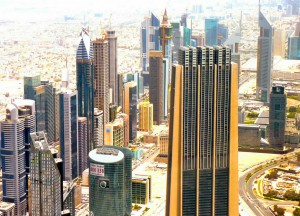 Dubai Sykline