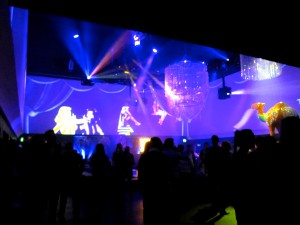 Aura Nightclub in Zurich