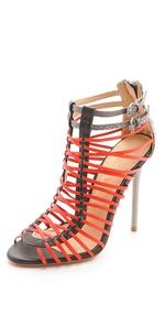L.A.M.B.   Payton Strappy High Heel Sandals Shopbop