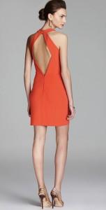 Nicole Miller Dress - Bondage Crepe Cutout - Bloomindale's