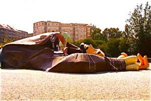 Resting in Valencia