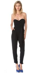 Catherine Malandrino Strapless Jumpsuit - shopbop
