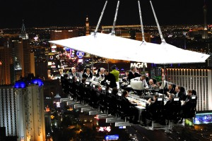 Las Vegas - Dinner in the Sky