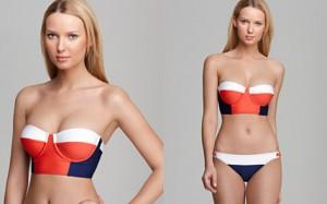 Splendid Sunblock Underwire Butier Bikini Top Bloomingdales