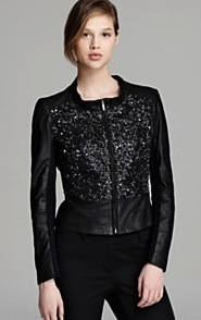 WEEKEND by Max Mara Leather Jacket - Ocarina bloomies
