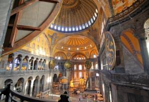 Hagia-Sophia-in-Istanbul-Turkey