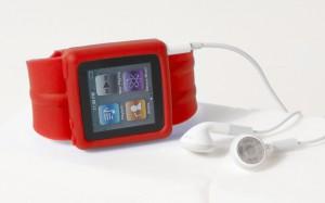 Nanotch Protective Wrist Watch Strap for iPod Nano amazon
