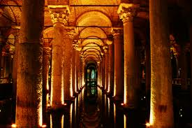 Cisterns - Istanbul