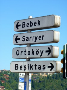 Istanbul Signs