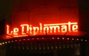 Diplomate Brasserie