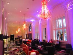 Lobby W Hotel