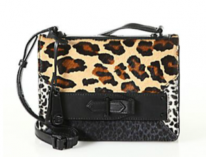 Saks_Haircalf Mini Crossbody