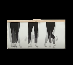 Bloomingdales_kate spade new york Clutch - Disco Nap Hologram Feet copy