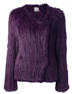 Farfetch_ METEO BY YVES SALOMON rabbit fur coat