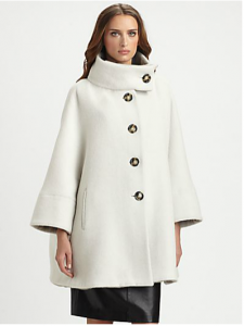 ArWool Drop-Shoulder Coat