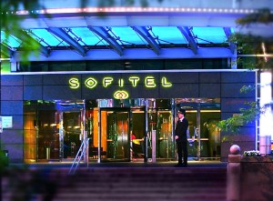 Sofitel Front of Hotel