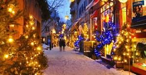 Xmas in Quebec