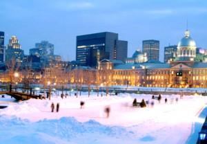 Montreal Skating