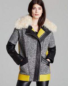 Bloomingdales–Rebecca Minkoff Coat - Venus Tweed