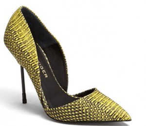 Kurt Geiger London  'Bond' Pump