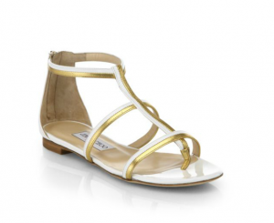(Saks) Jimmy Choo Tabitha Sandals