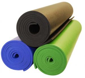 YogaAccessories (TM) Premium Weight Yoga Mat  um Weight Yoga Mat - Green amazon