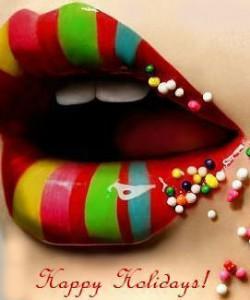 Xmas Lips