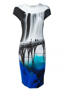 MARY FarFETCH_KATRANTZOU 'Elay' jersey dress