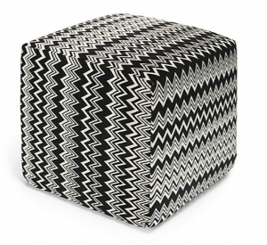 Missoni Orvault Cube Pouf
