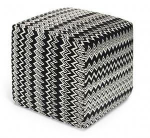 Missoni Orvault Cube Pouf
