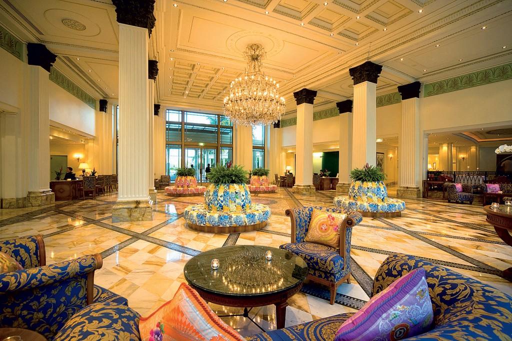 Versace hotel Gold Coast Australia
