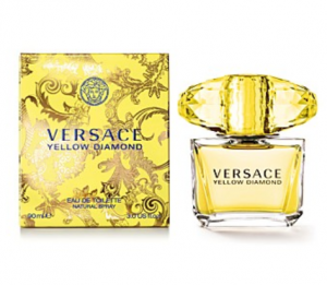 Versace Yellow Diamonds Eau de Toilett BLOOMINGDALES
