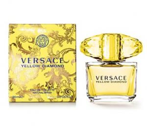 Versace Yellow Diamonds Eau de Toilett BLOOMINGDALES