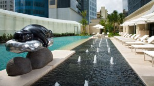 Botero By the St Regis Singapore Pool