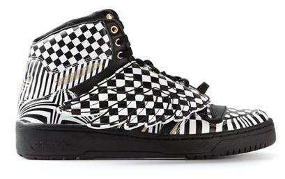 Adidas black FF