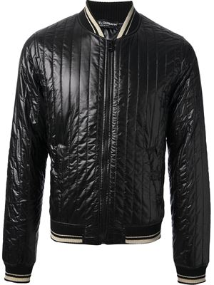 Dolce & Gabbana quilted jacket FF