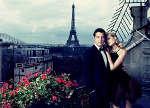 Clive Owen in Paris