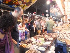 Bouqueria Market Barcelona
