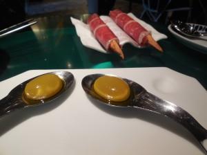 Liquid Olives