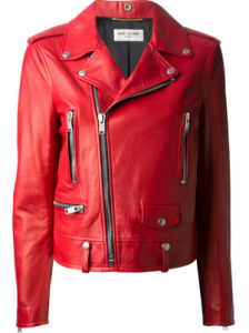 biker jacket Saint Laurent FF