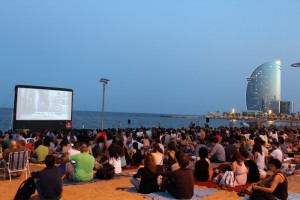 Outdoor Film Festival - Barcelona