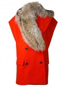 Bold Orange Vest