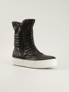 BRUNO BORDESE Hi TOP SNEAKER