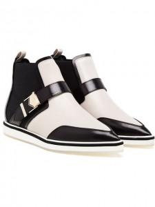 Farfetch Nicholas Kirkwod Calf Ankle Boot