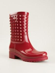 Farfetch Valentino Garavani Rockstud Boots