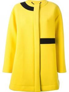 Kenzo textured oversized coat