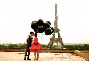 Ultimate Kiss in Paris