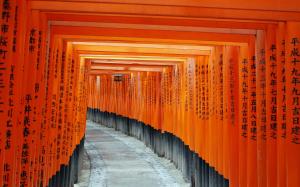 Fushimi-inari Gates